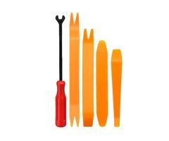 Car Rivet Tools Kit For 500PCS Mixed Auto Plastic Rivet Car Fastener Clip