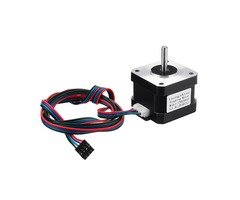 17HS3401S Nema17 4-lead 1.3A 42BYGH Stepper Motor For 3D Printer CNC Part