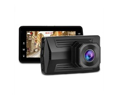 JUNSUN H5 DC 5V 170 Degree Wide View Angle Car DVR Support TF Card