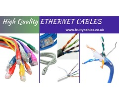 Buy High-Quality Ethernet Cables at Best Market Price