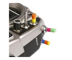 5Pcs iFlight Silicone Tube Anti-slipping Stick Switch Sheath for Flysky Futaba JR Frsky Transmitter