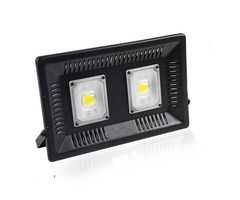 ARILUX® AC110V/AC220-240V 100W IP65 Waterproof Ultra Thin COB LED Flood Light for Outdooor