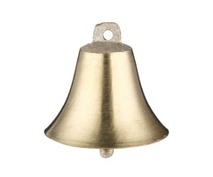 50*50mm Pure Copper Bells Cow Horse Sheep Animal Neck Decorations Farm Grazing Super Loud Bell