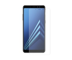 Enkay Screen Protector For Samsung Galaxy A8 Plus 2018 3D Curved Edge Hot Bending Soft PET Film