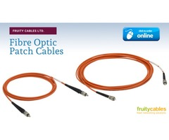 Purchase Fibre Optic Patch Cables