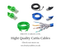 High- Quality Cat6a Cables