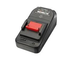 14.4V-18V Lithium Power Tool Battery Charger 100V-240V For Bosch BAT609 BAT618 BAT607 BAT614 Battery