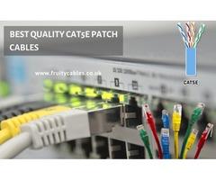 Best Quality Cat5e Patch Cables