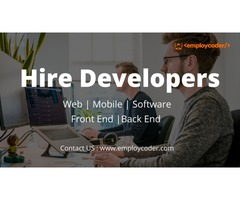 Hire Developers for Web, Mobile, Software Development - Employcoder