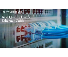 Best Quality Cat6a Cables