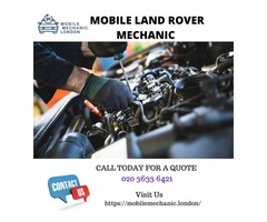 Mobile Land Rover Mechanic