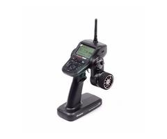 Graupner GM X-8N 2.4G 4CH HoTT Transmitter Surface Radio Remote Control W/ Receiver for Rc Car Boat