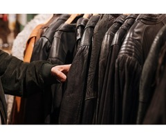 Leather jackets on sale