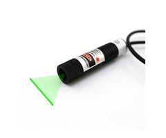 Berlinlasers 5mW Green Line Laser Module Gaussian Beam