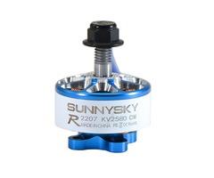 Sunnysky E-R2207 2207 1800KV 2580KV 3-4S Brushless Motor for RC Drone FPV Racing CW Screw Thread