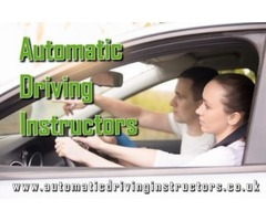 Learn, Drive and Get Your License with Automatic Driving Instructors
