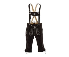 Kniebund Lederhosen, Leather Pant, Leather Short
