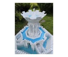 Outdoor Water Fountain/ Gartenbrunnen/ Fontana da Giardino/ Fontanna Artystyczna