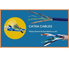 Buy High Quality Cat6a Cables