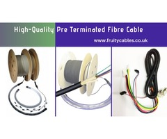 Buy Pre Terminated Fibre Cable