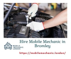 Mobile Mechanic in Bromley