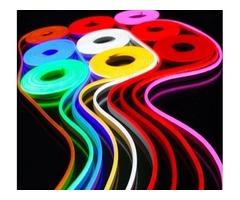 Buy LED NEON FLEX Light 8W/m 24V all colors | Smart Lighting Industries