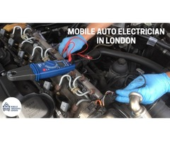 Mobile Auto Electrician in London
