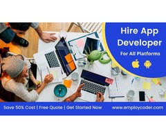 Hire App Developers for All Platforms | Android | iOS | Cross-Platform - Employcoder