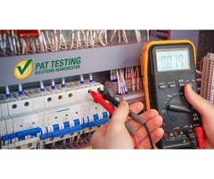 100% Certified Pat Testing Companies in Manchester