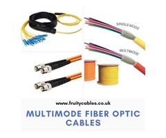 Purchase Multimode Fiber Optic Cables