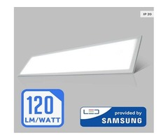 LED Panel 29W Slim 300x1200mm High-Lumen A++ 3600Lm (1x4ft) | Smart Lighting Industries