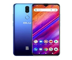 BLU G9-6.3? HD+ Infinity Display Smartphone, 64GB+4GB RAM -Blue