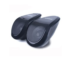 Waterproof Motorcycle Scooter MP3 Player bluetooth Spearker Audio FM Radio Fit For 10MM Mirrors