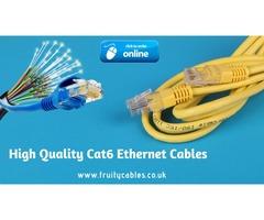 Best Quality Cat6 Ethernet Cables Workshop Near Me