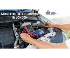 Find Best Mobile Auto Electrician in London