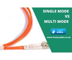 Single Mode vs. Multi-Mode Fiber Optic Cable