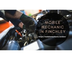Hire A Trained Mobile Mechanic in Finchley