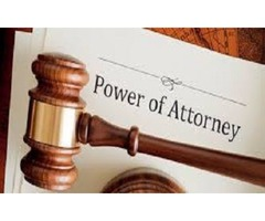 Purpose of Power of Attorney
