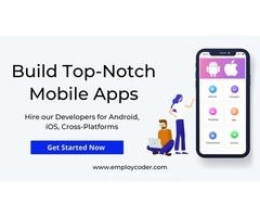 Mobile App Development Company - Android & iOS App Development