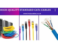 Standard Cat6 Cables