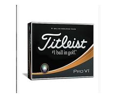 Titleist Pro V1 Golf Balls, White, Low Numbers 1-4 (One Dozen)