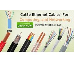 Buy Online Now Cat5e Ethernet Cables