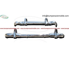 Mercedes W121 190 SL Stainless Steel bumper kit