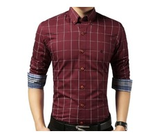 DUDALINA MALE SHIRT