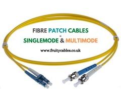 Buy Online Fibre Patch Cables - Singlemode & Multimode