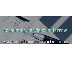Hire an Effective Accounting Services in Harrow Offered By Rauf Accountants