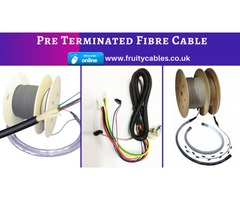 Buy Highest Quality Pre-Terminated Fibre Cable