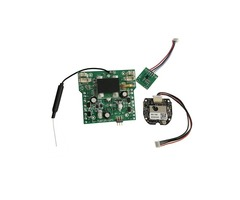 VISUO XS812 GPS RC Drone Quadcopter Spare Parts Receiver Board with GPS Geomagnetic Module