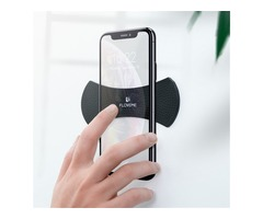 Floveme 1PCS Nano Strong Adsorption Sticky Desktop Stand Wall Mount Car Phone Holder for Xiaomi