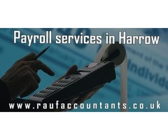 Hire Professional Payroll Services in Harrow from Rauf Accountants